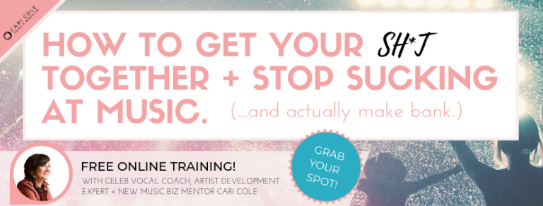 Create your signature vocal sound with the help of my course