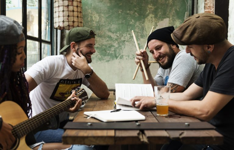 Songwriting shop talk: impressing your fans